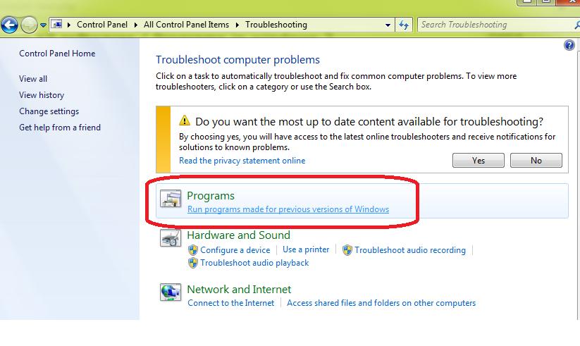 Can You Run Vista Programs On Windows 7
