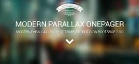 5 beautiful parallax scrolling themes